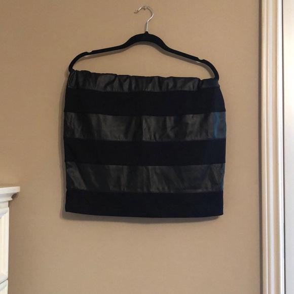 Forever 21 Dresses & Skirts - Leather Skirt